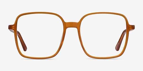 Sixto Mellow Yellow Acétate Montures de lunettes de vue