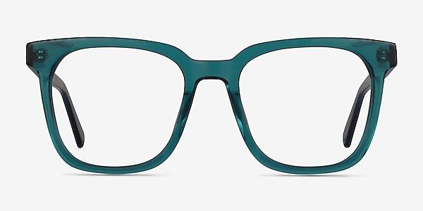 Kenneth Teal Acetate Eyeglass Frames