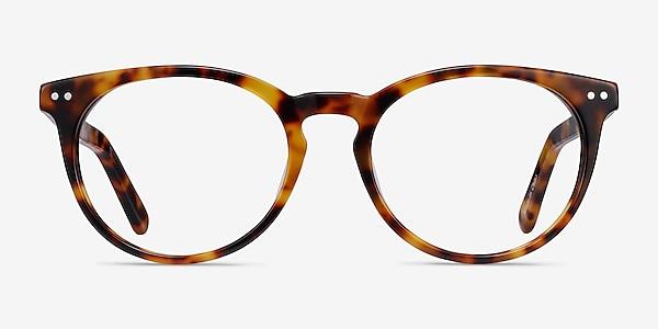 Morning Warm Tortoise Acetate Eyeglass Frames