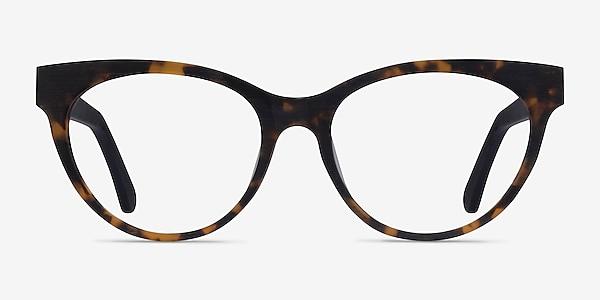 Paula Tortoise Acetate Eyeglass Frames