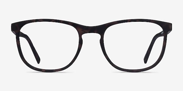 Catalpa Warm Tortoise Plastique Montures de lunettes de vue