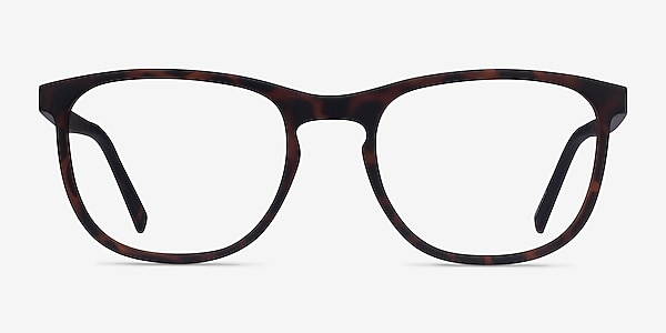 Catalpa Light Tortoise Plastic Eyeglass Frames