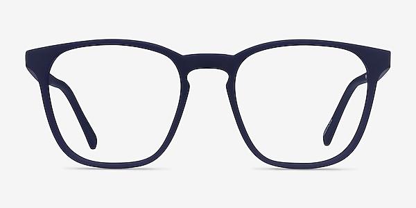 Eucalyptus Abyssal Blue Plastique Montures de lunettes de vue