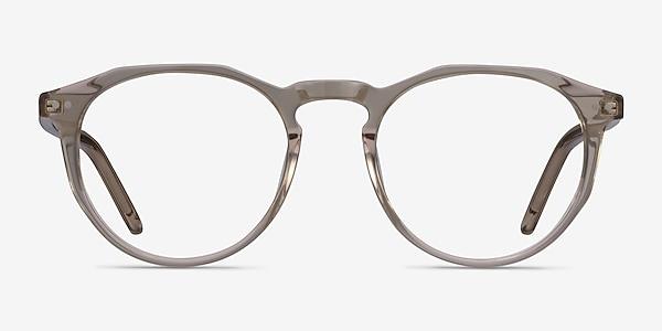 Planete Champagne Acetate Eyeglass Frames
