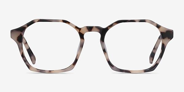 Orchid Ivory Tortoise Acétate Montures de lunettes de vue