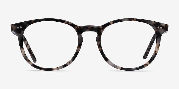 Aura Ivory Tortoise Acétate Montures de lunettes de vue