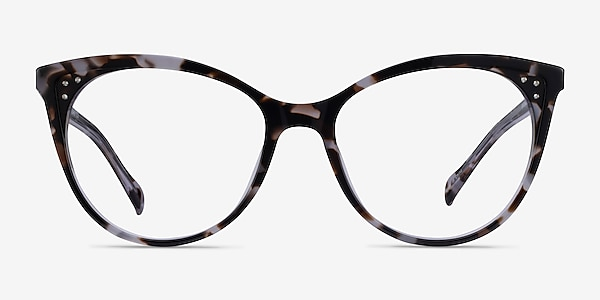 Bijou Tortoise Acetate Eyeglass Frames