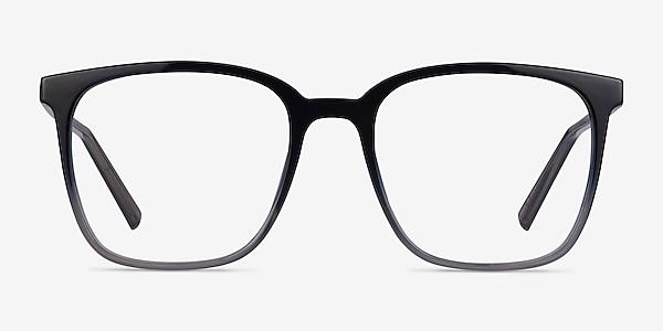 House Gradient Blue Plastique Montures de lunettes de vue