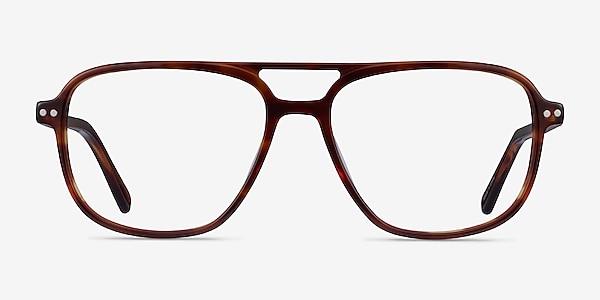 Spirit Écailles Acétate Montures de lunettes de vue