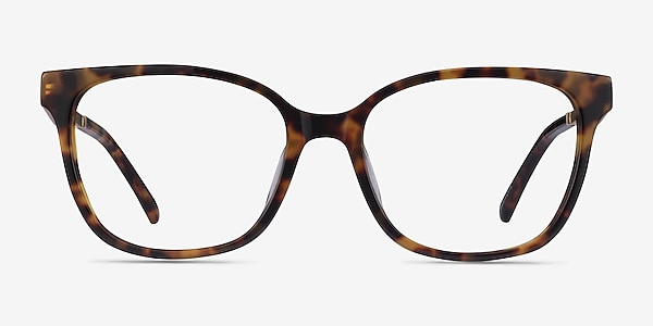 Miracle Tortoise  Gold Acétate Montures de lunettes de vue