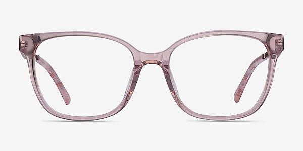 Miracle Pink Acetate Eyeglass Frames