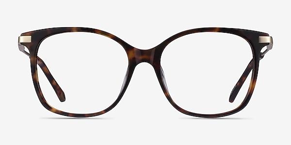 Celestial Tortoise  Gold Acetate Eyeglass Frames