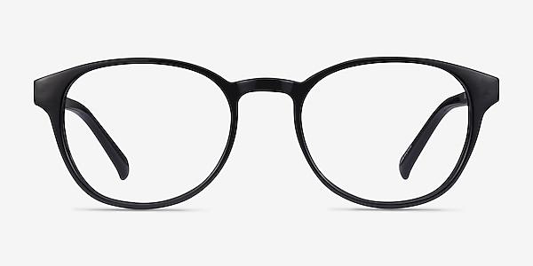 Cool Black Plastic Eyeglass Frames