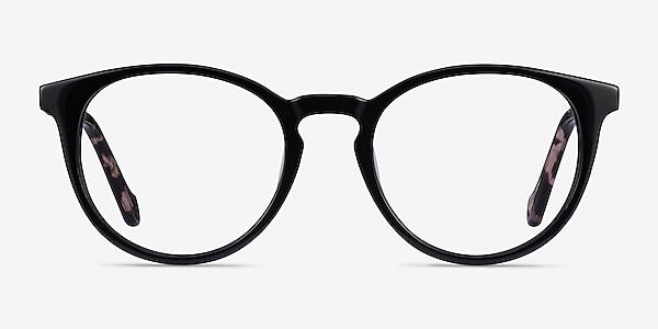 Amaze Black Tortoise Acetate Eyeglass Frames