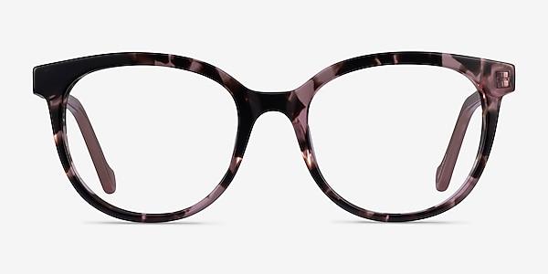 Popcorn Floral Pink Acetate Eyeglass Frames