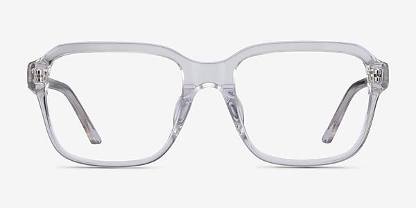 Neat Transparence Acétate Montures de lunettes de vue