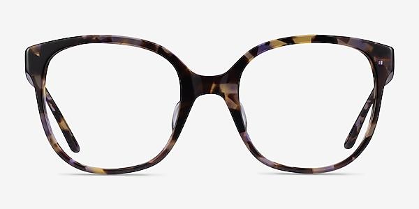 Osmanthus Floral Acetate Eyeglass Frames