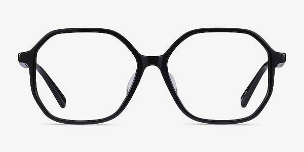 Crepuscule Black Acetate Eyeglass Frames