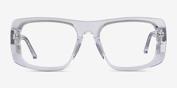 Sonny Transparent Acétate Montures de lunettes de vue