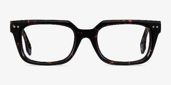 Kit Écaille Noire Acétate Montures de lunettes de vue