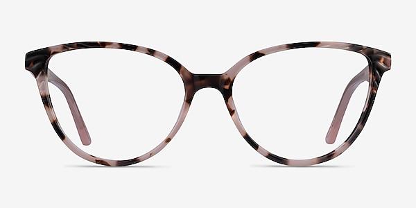 Wonder Ivory Tortoise Pink Acetate Eyeglass Frames