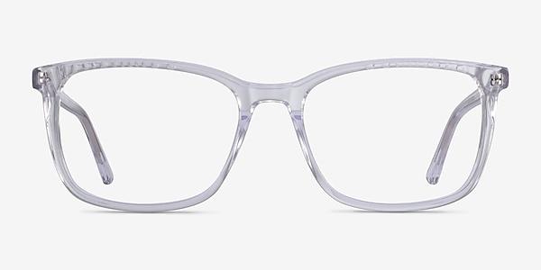 Meridian Clear Acetate Eyeglass Frames