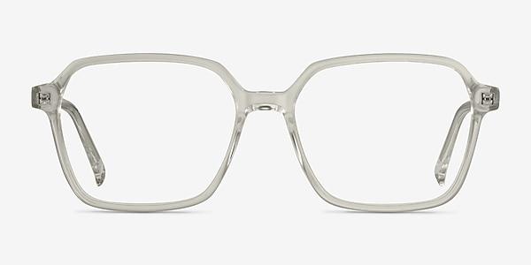 Bucolic Clear Yellow Acetate Eyeglass Frames