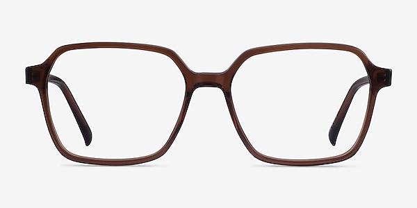 Bucolic Clear Brown Acetate Eyeglass Frames