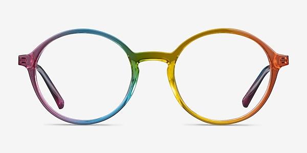 Diversity Rainbow Plastic Eyeglass Frames