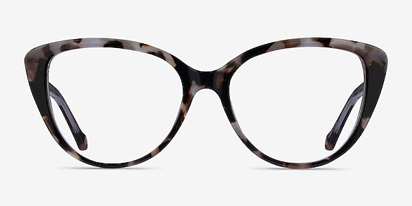 Destin Ivory Tortoise Acétate Montures de lunettes de vue