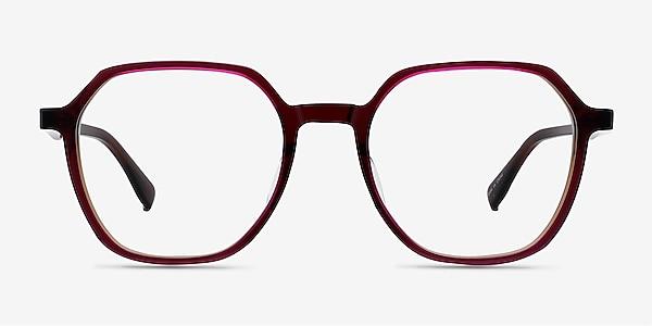 Oscar Brown   Pink Acetate Eyeglass Frames