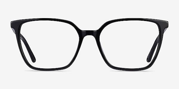 Nobel Black Acetate Eyeglass Frames