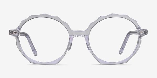 Anemone Transparence Acétate Montures de lunettes de vue