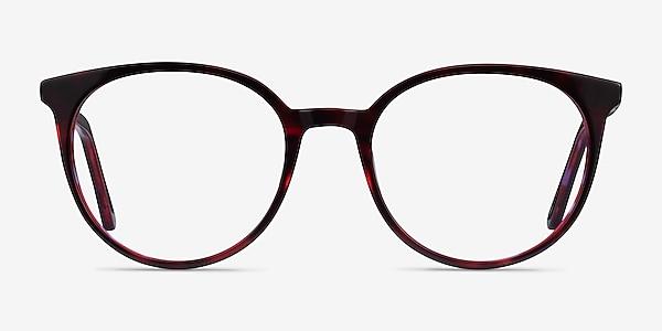 Janice Floral Acetate Eyeglass Frames