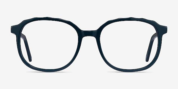 Maria Teal Acetate Eyeglass Frames