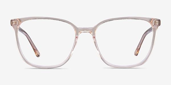 Outside Marron Acétate Montures de lunettes de vue