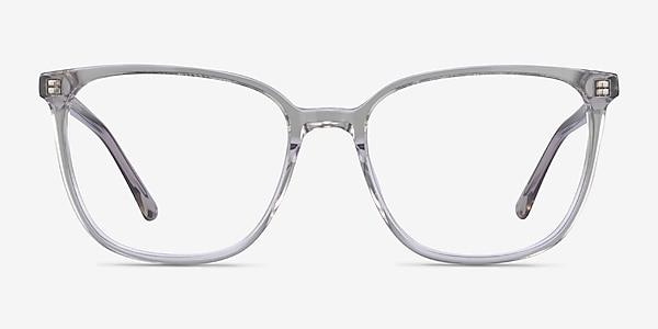 Outside Gris Acétate Montures de lunettes de vue