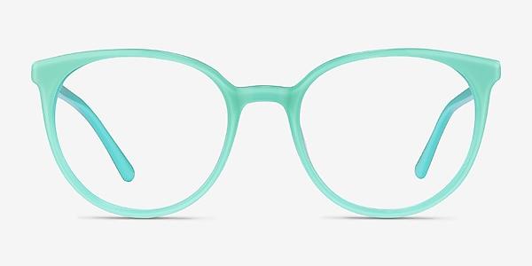 Apogee Vert Acétate Montures de lunettes de vue