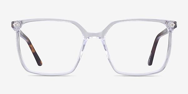 Ephemeral Clear Tortoise Acetate Eyeglass Frames