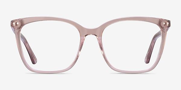 Meliora Clear Pink Acetate Eyeglass Frames