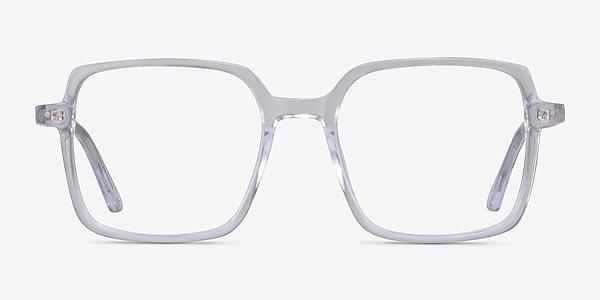 Yoko Clear Acetate Eyeglass Frames