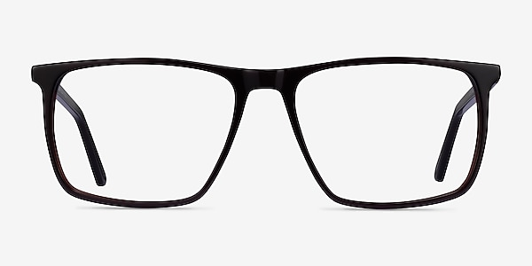 Fairmont Dark Brown Acetate Eyeglass Frames