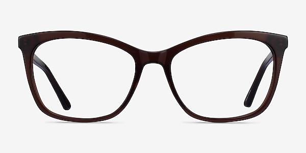 Rosie Dark Brown Acetate Eyeglass Frames