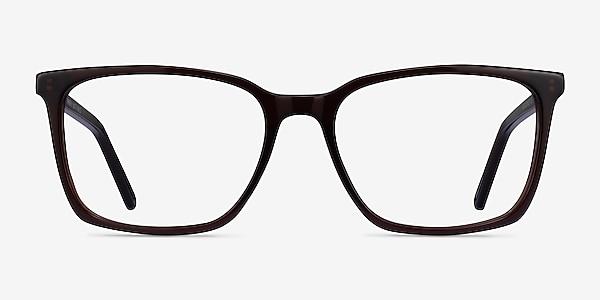 Panoply Dark Brown Acetate Eyeglass Frames