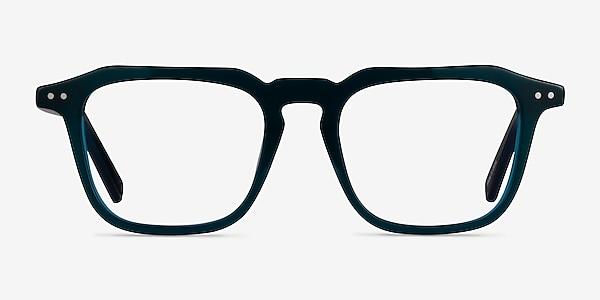Flump Teal Acetate Eyeglass Frames