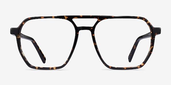 Stereo Écailles Acétate Montures de lunettes de vue