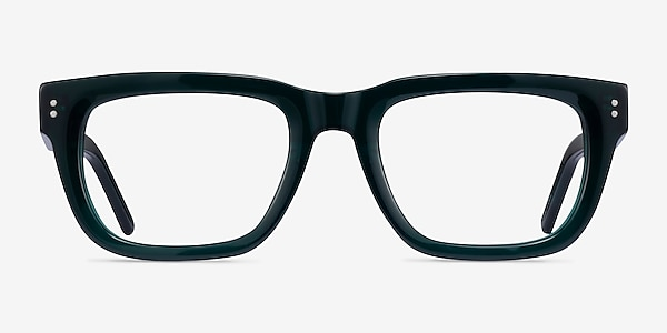 Kensington Teal Acetate Eyeglass Frames