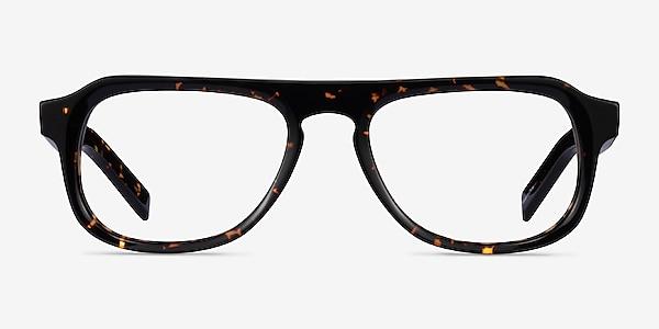 Hackney Tortoise Acetate Eyeglass Frames