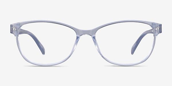 Juniper Transparence Plastique Montures de lunettes de vue