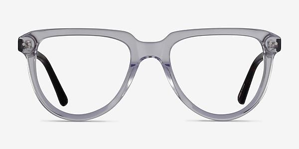 Hardin Clear Tortoise Acetate Eyeglass Frames